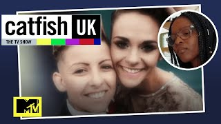 Reciben Regalos Con Mensajes AMENAZANTES   MTV Catfish UK
