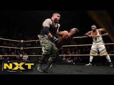 Street Profits vs. Authors of Pain: WWE NXT, Jan. 17, 2018
