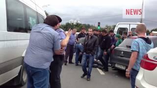 Дагестанцы избивают полицейского - РЕАЛЬНОСТЬ.Новости