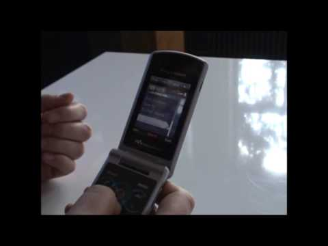Sony-Ericsson W508 Test Preview