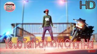 Ye Jo Teri Payalo Ki Chhan  H| Amardeep Singh | Freestyle Dance By SawanT |Lawrence Dance Academy