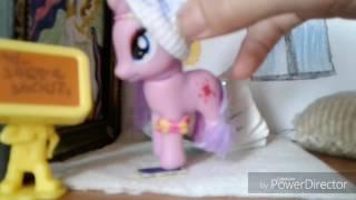 Сериал~мой повседневный день mlp sawer shoy tv игрушки для девочек !!!