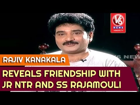 Rajiv Kanakala Reveals Friendship With Jr...