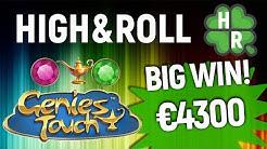 Play Genie's Touch Slot Machine Online (Quickspin) Free Bonus Game