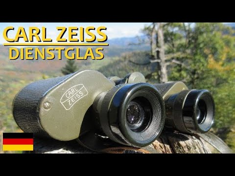 Carl zeiss dienstglas bundeswehr fernglas german army