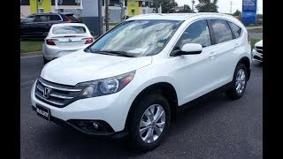 2014 Honda CR-V EX-L Walkaround, Start up, Tour and Overview