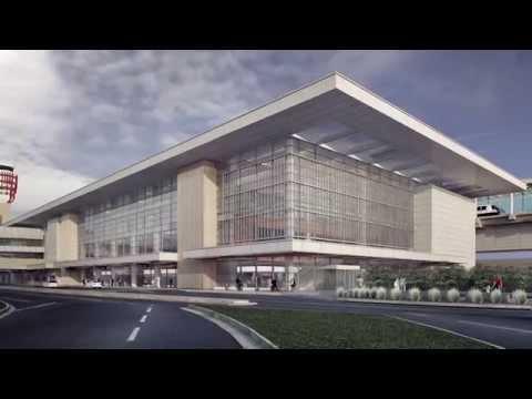 Terminal 3 Modernization Program - Rendering
