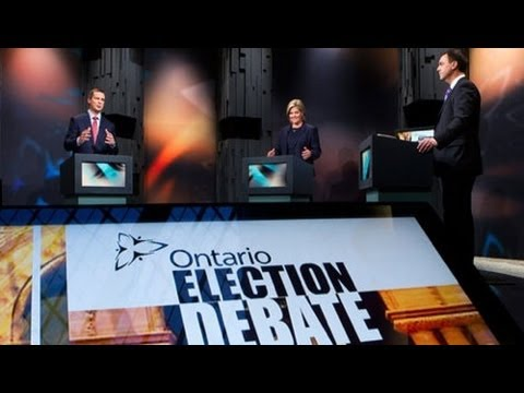 Ontario Elections - Is This All There Is?