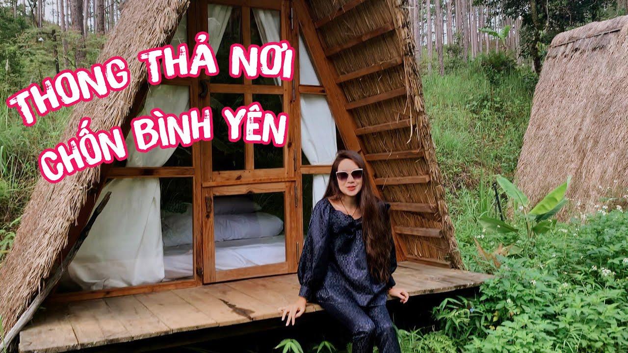 Thong thả thư giãn ở chốn bình yên cùng Gia đình Lý Hải Minh Hà