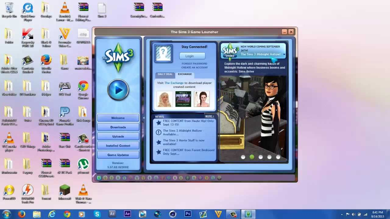 Mods for Sims 3. How to install package files 74
