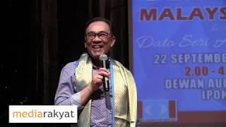Video Anwar Ibrahim: Ucapan Amanat Perdana Malaysia Baru Di Perak download MP3, 3GP, MP4, WEBM, AVI, FLV September 2018