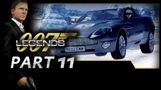 007 Legends Walkthrough - Mission #5 - Moonraker (Part 1) [Xbox 360 / PS3 / Wii U / PC]