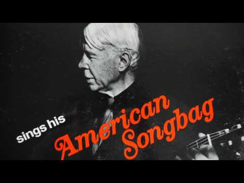 Carl Sandburg ‎– Sings His American Songbag