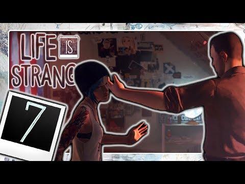 LIFE IS STRANGE Part 7: Eskalierende Diskussion mit Stiefvater David