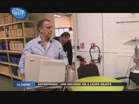 emma s donner une seconde vie aux objets cergy youtube. Black Bedroom Furniture Sets. Home Design Ideas