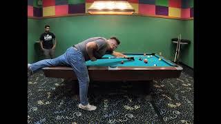 8-Ball Race to 5 - Juan Carrillo vs Austin Hernandez - Purdue Billiards Club - 8/21/20