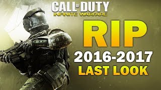 RIP Infinite Warfare - Final Overview Of The God Setup