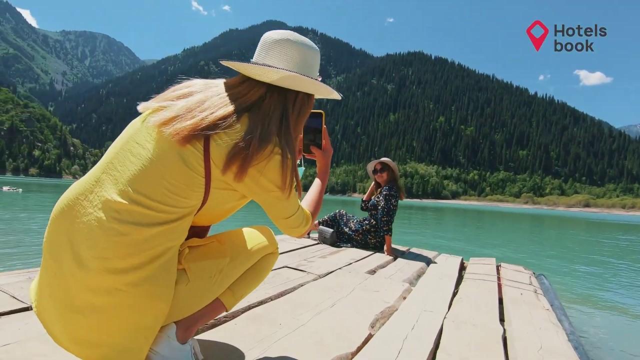 Поездка на озеро Иссык промо