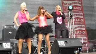 Queensberry - Girl Like Me (Nonchalant) Live - 23.05.2010 Grevesmühlen