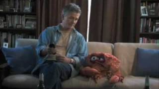 Patrick Duffy And The Crab Watch 'America's Next Top Model'
