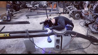 Building 240z/M5 Frame Rails - Was That Too Easy?