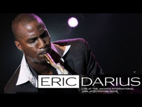 "Eric Darius ""Chilin' Out"" Live at Java Jazz Festival 2009"