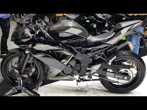 Kawasaki Ninja 250 SL GREY