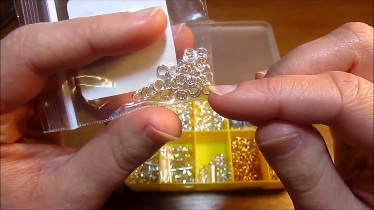 Jewelry Making Basics: Findings and Supplies for Beginners - YouTube