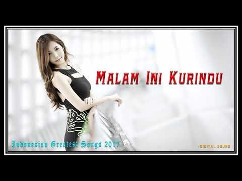 Malam Ini Kurindu - ( Ria Amelia ) -  Lagu Indonesia Terbaik 2017