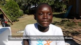Beatrice from Malawi shares her hopes for 2030