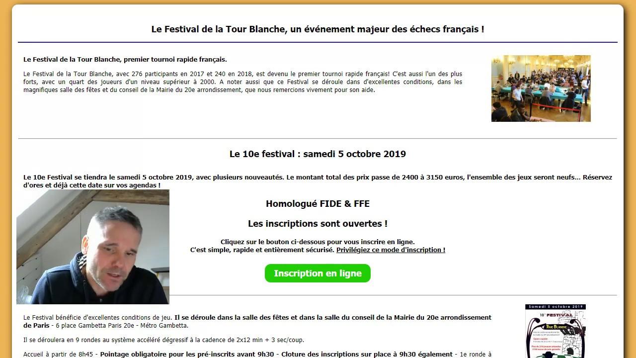Jeux dating Français
