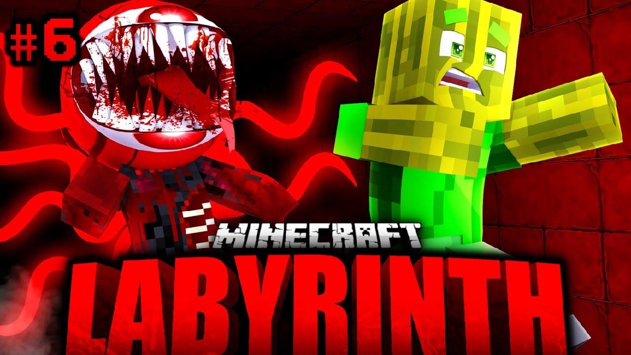 """Download %҉̵̕Σ̲̟̽ͪͮͫ̑Ξ̣̙̳̘͍̞́Ω҉͖̲̙̦̭͙ξ... HAT... SICH... """"VERÄNDERT""""?! - Minecraft LABYRINTH #06 [Deutsch/HD]"""