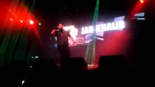 Jah Khalib Я люблю тебя это здорово Екатеринбург 12 12 2015