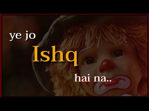 Ye Jo Ishq He Na 💔| Sad Love Quotes 💔| Emotional Lines 😞| by Piya