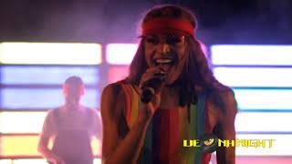 Major Lazer - Sua Cara (feat. Anitta &amp Pabllo Vittar) AO VIVO
