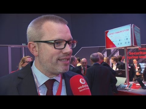 CeBIT 2014: Produkt-Chef Zoltan Bickel im Interview