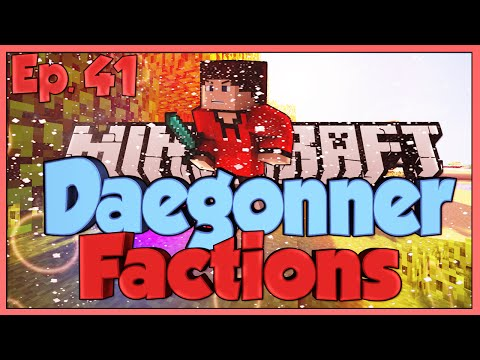 """minecraft-pvp--episode-41---daegonners-""""best""""-faction-3v1's!"""