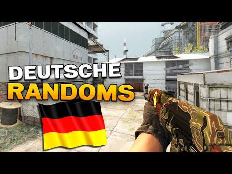 """CS:GO Wettkampf Solo Queue auf Cache [Deutsch] - """"Deutsche Randoms"""""""