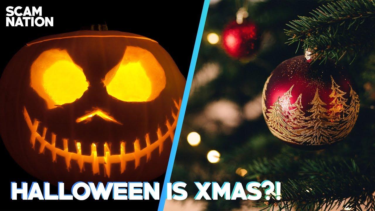 Halloween is Christmas?!