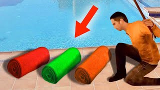 HIDE AND SEEK IN A SWIMMING POOL! (Gmod Funny Moments)
