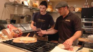 Pizza Making 101 Part Ii (goat Cheese Pizza) With Di Bruno Bros.