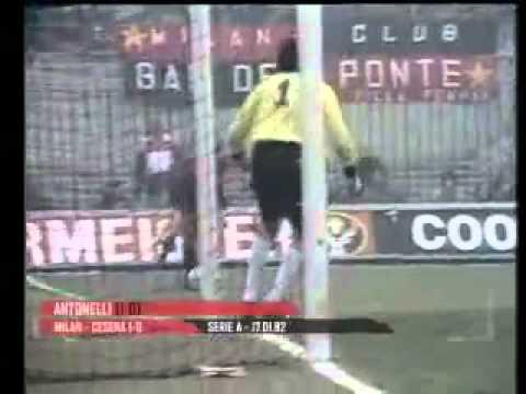 Milan 1981-82: tutte le reti