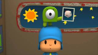 Repeat youtube video Let's Go Pocoyo ! - Space Mission (S03E09)