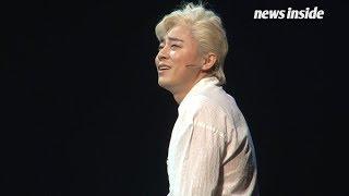 [SSTV] 조정석(Jo Jung Suk)·한지상(Han Ji Sang), 광기 어린 미친 연기력 '몰입도 최고' (아마데우스)