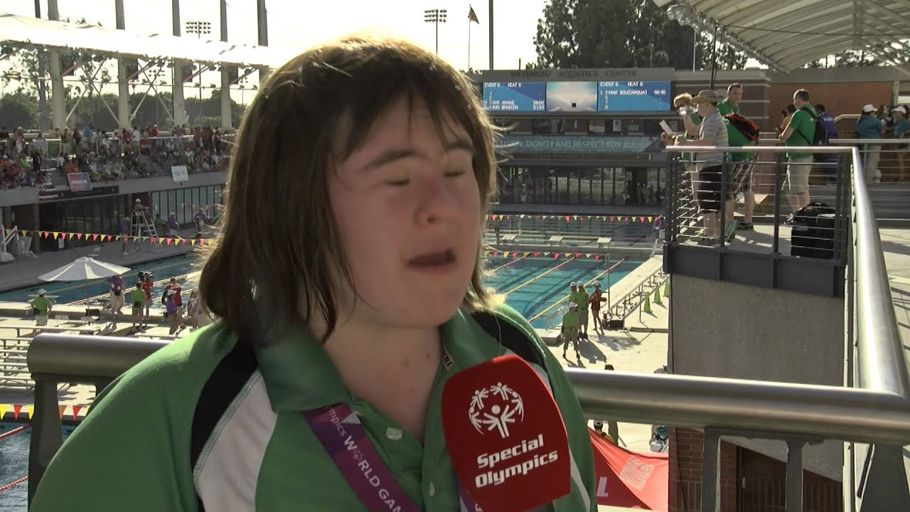 Special Olympic World Games Day 2