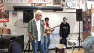 "Brennan, Max, and Louie Performing ""The Monster"" by Eminem"