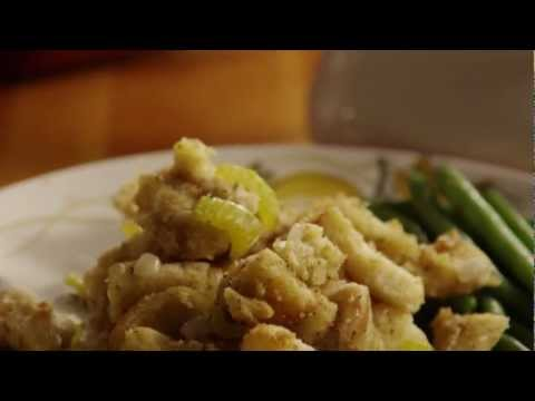 How to Make Bread and Celery Stuffing | Allrecipes.com