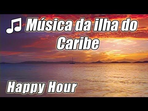 Isola dei Caraibi Musica Relax Strumentale Happy Hour Spiaggia Tropicale per Studiare Playlist Ora
