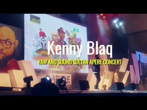 Video (Standup): Kenny Blaqs Performance at Yaw Apere Eko Hotel
