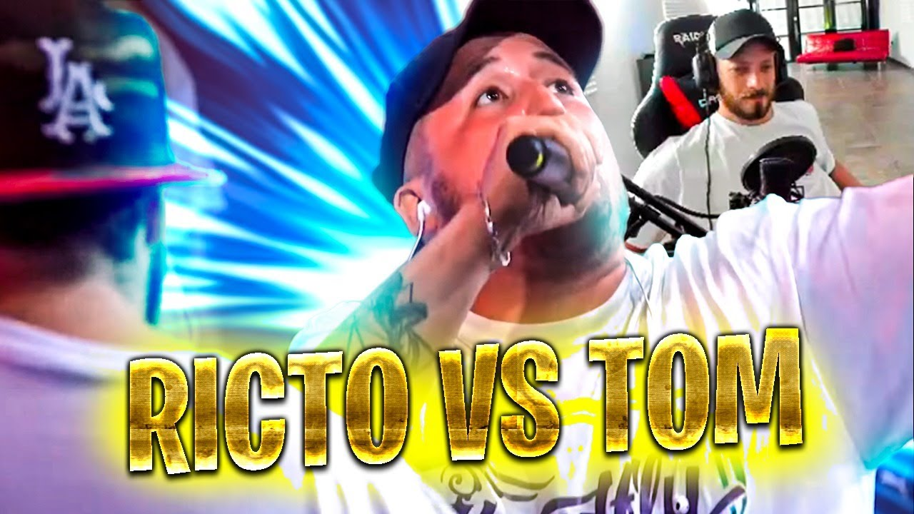 DTOKE REACCIONA A RICTO vs TOM CROWLEY | FMS Chile 2020